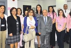 Kadıköylü kadına en ileri teknolojiyle ücretsiz mamografi