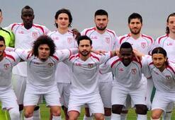 Samsunsporun son maçı Kırgızlarla