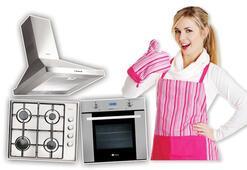 Inox Ankastre Serisi ile mutfaklar artık daha şık