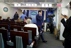 Son dakika... Trump-medya savaşında yer yerinden oynadı