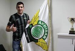 Akhisar Belediyespor Petar Grbicle sözleşme imzaladı