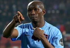 Trabzonsporda MBia sıkıntı tekrar ederse başka bir takıma gidebileceğini söyledi
