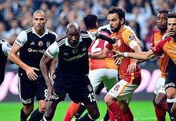 Galatasaray-Beşiktaş rekabetinde 341. randevu