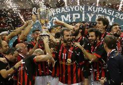 Eskişehir, kupada şampiyon oldu