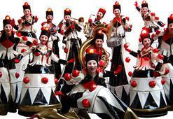 Dev Festivalde Dev Şov Grupları