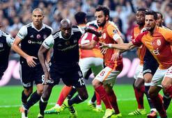 Galatasaray-Beşiktaş Dev derbinin muhtemel 11leri