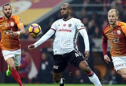 Galatasaray - Beşiktaş: 0-1 / İşte maçın özeti