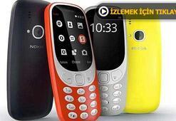 Nokia 3310 efsanesi geri döndü İşte fiyatı...