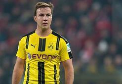 Dortmundda Götze şoku
