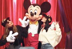 Mickey'nin hayranları