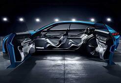 Peugeotnun yeni konsepti Cenevre öncesi sızdı