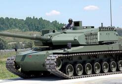 Milli tank ALTAY için geri sayım