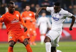 Kasımpaşa - Çaykur Rizespor: 2-0
