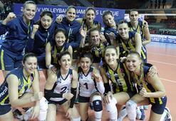 Fenerbahçe - Saint Raphael: 3-0