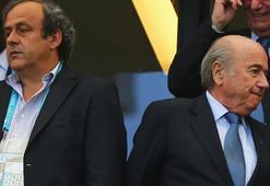 Blatter ve Platininin itiraz süreci başladı