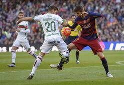 Barcelona - Granada: 4-0