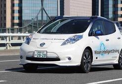 Renault-Nissan İttifakı, otonom araç filosu üretecek