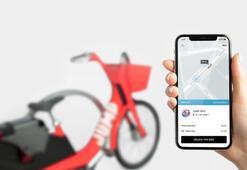 Uber, bisiklet kiralama servisini kısa süre kullanıma sunuyor