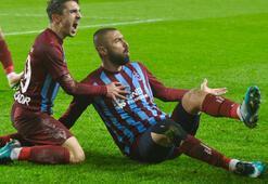 Burak Yılmaz: Trabzonspor sayesinde bu günlere geldim