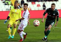 Sivasspor - Atiker Konyaspor: 0-0