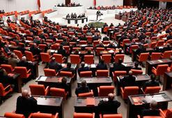 Son dakika: 41 tasarı Mecliste kabul edildi Çeşitli uluslararası anlaşma ve mutabakat...