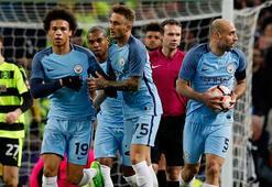 Manchester City - Huddersfield Town: 5-1