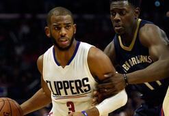 Los Angeles Clippers üst üste 9. galibiyetini aldı