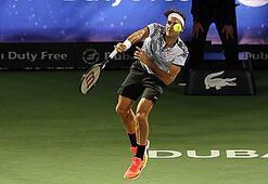 Federerden erken veda
