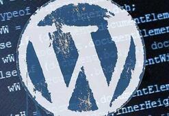 WordPressten faydalanan 1 milyon web sitesi tehlikede