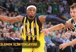 Zalgiris Kaunas-Fenerbahçe: 67-76