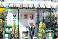 Forum Bornova ve Mopak 'Yeşil Durak'ta bekliyor