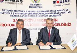 Gaziemir'e sağlık köyü kurulacak