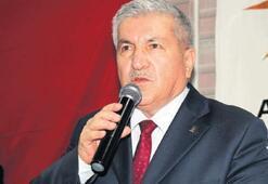 İl Başkanı Ertürk görevinden istifa etti