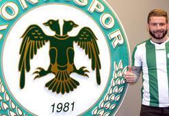 Konyasporlu Skubic: Umarım Avrupa kupalarına gideriz