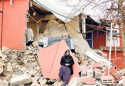 31 yaralı, 200'den  fazla ev hasarlı