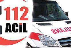 Manisa'da acil çağrı tek numarada: 112