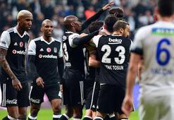 Beşiktaş - Çaykur Rizespor: 1-0 (İşte maçın özeti)