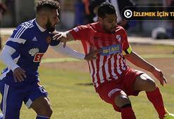 Boluspor-Eskişehirspor: 2-2