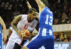 Gaziantep Basketbol-Demir İnşaat Büyükçekmece: 78-67