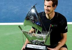 Dubaide şampiyon Murray
