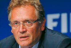 FIFA Genel Sekreteri Jerome Valcke görevinden alındı