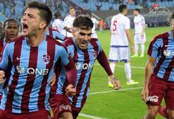 Trabzonspor ligin ikinci yarısında ilk yarıya tam tersi performans sergiliyor