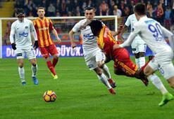 Kayserispor - Kasımpaşa: 2-2