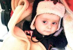 Hamza bebek için zamana karşı yarış