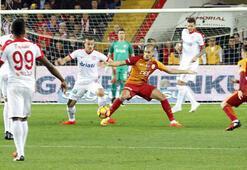 Antalyaspor - Galatasaray: 2-3 / İşte maçın özeti