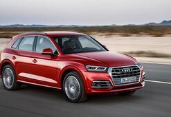 Yeni Audi Q5'in güvenliğine 5 yıldız