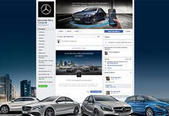 Mercedes-Benz Türkün yeni otomobil satış kanalı: Facebook Lead Ads