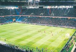 Trabzonspor, Medical Park Arenada oynadığı 3 maçta kasasını doldurdu