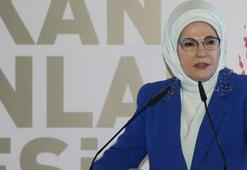 Emine Erdoğan: Demokrasi mücadelesini daha sağlam noktalara taşıyacağız