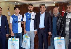 Şanlıurfaspor, Hasan Direk ve Yusuf Sarıcayı transfer etti